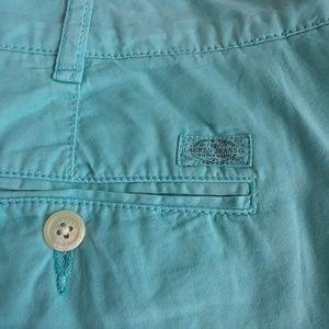 Ralph Lauren RLR turquoise jeans